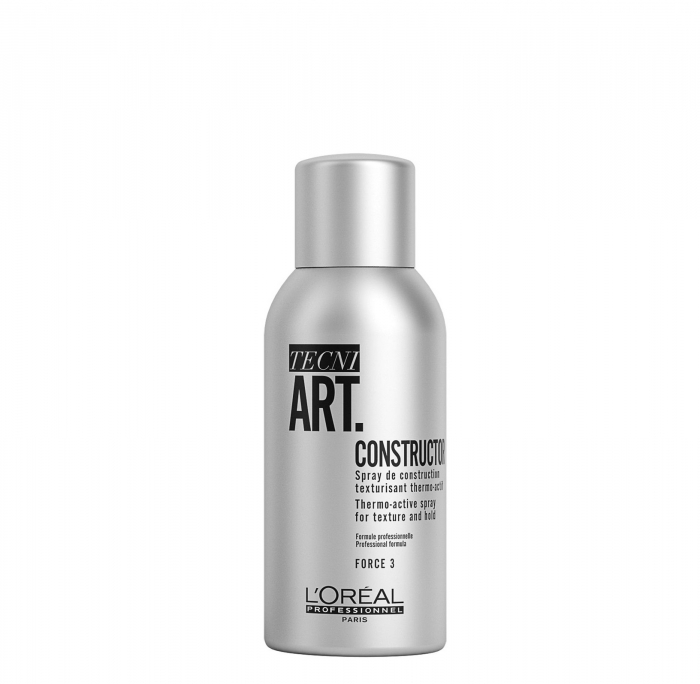 Spray termo-activ pentru textura L`Oreal Professionnel TNA19 Constructor Spray 150 ml 0