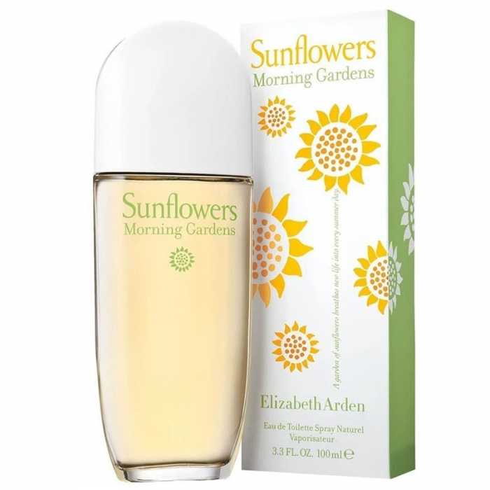 Sunflower Morning Gardenes, Femei, Eau de toilette, Tester, 100 ml*F 0