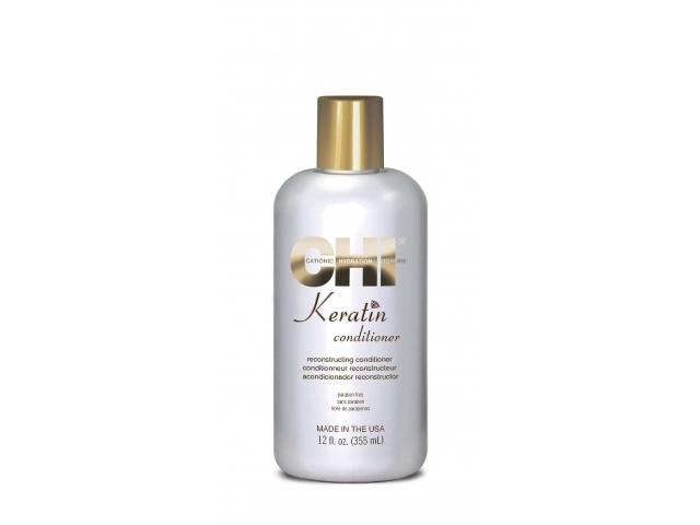 Tratament reparare intensiva Keratin Conditioner CHI 355 ml 0