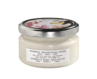 Unt de Ingrijire pentru Corp, Ten si Par Davines, Authentic Replenishing Butter 200ml 0