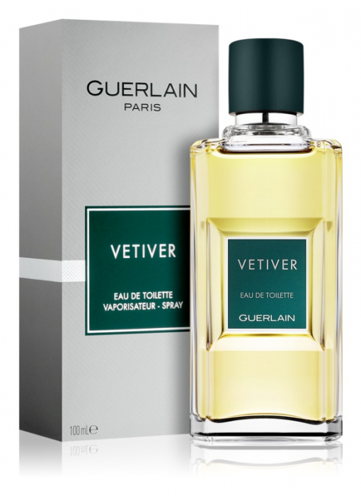 Vetiver, Barbati, Eau de toilette, 100 ml 1