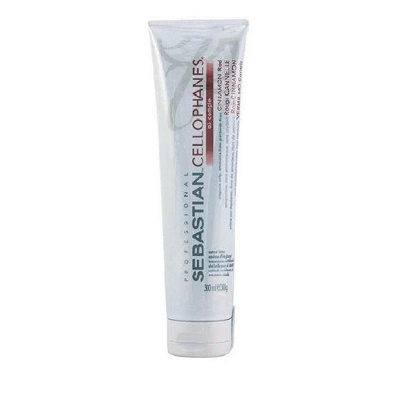 Vopsea semipermanenta fara amoniac Sebastian Professional, Cellophanes Cinnamon Red 300ml 0