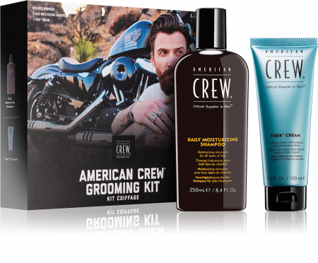 Set American Crew Styling Grooming