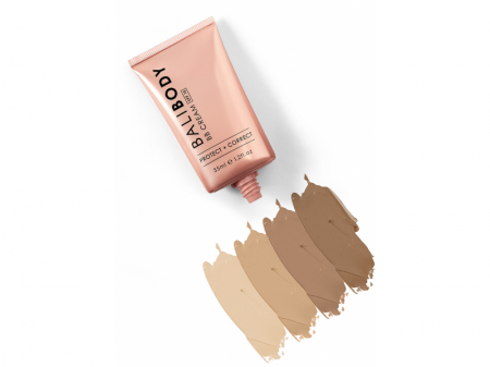 Bali Body BB Cream SPF 15 Tan Shade2