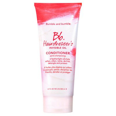 Balsam de Hidratare pe Baza de Ulei Bumble, Hairdresser's Conditioner 60ml/2floz1