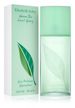 Green Tea, Femei, Eau De Toilette, 100 ml1