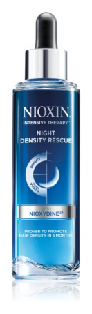 Tratament intensiv de noapte anti-caderea parului Nioxin, Night Density Rescue 70ml1