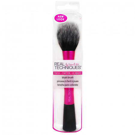 Pensula machiaj Real Techniques Finish Blush Brush0