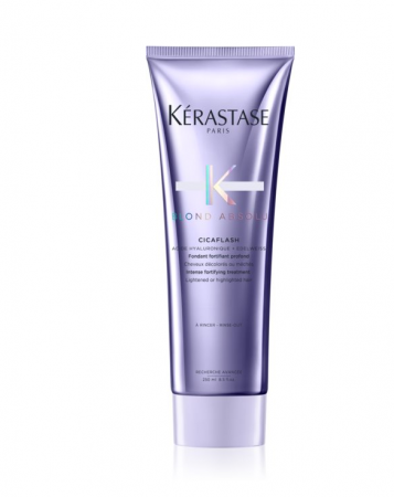 Tratament pentru par blond, Kerastase Blond Absolu Cicaflash, 250 ml0