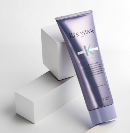 Tratament pentru par blond, Kerastase Blond Absolu Cicaflash, 250 ml1