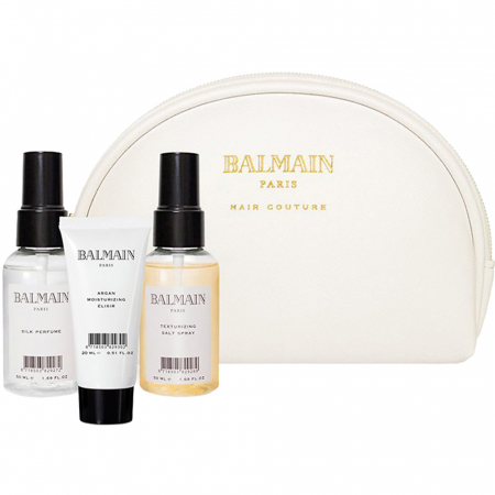 Set Styling Balmain (Luxury Bag Argan Collection)