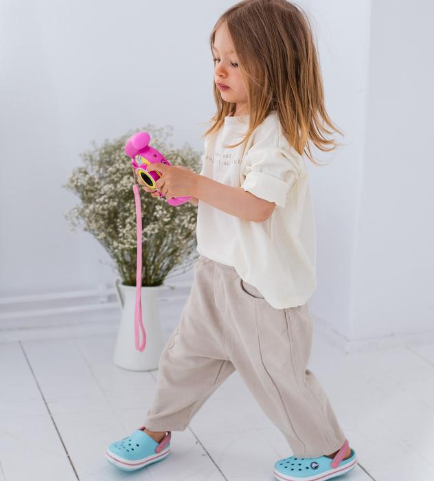 Pantaloni Cotton [0]