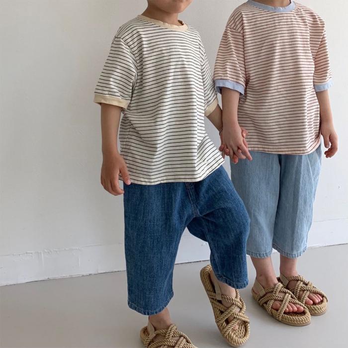 Pantaloni Cotton Jeans Edition [4]