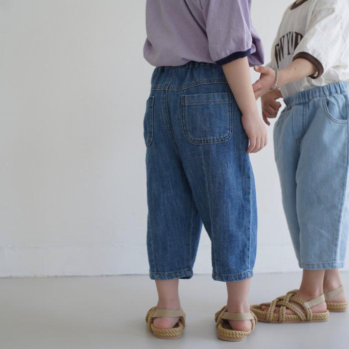 Pantaloni Cotton Jeans Edition [1]