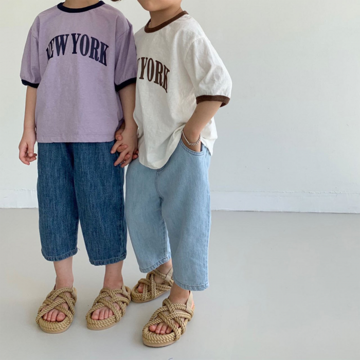 Pantaloni Cotton Jeans Edition [3]