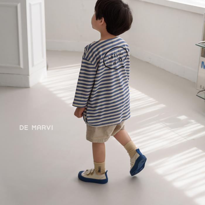 Tricou Mid striped [2]
