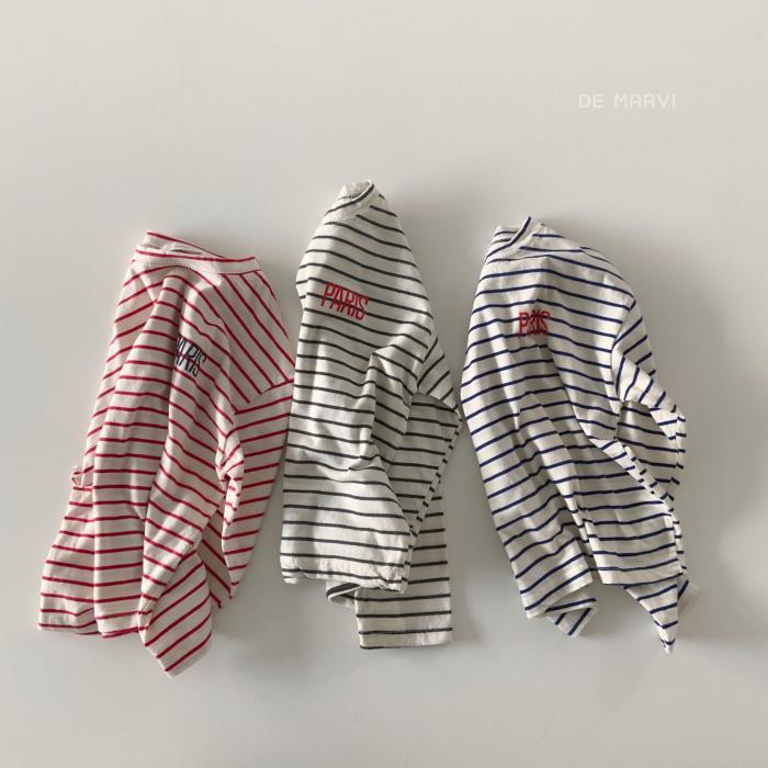 Bluza dungi Paris [2]