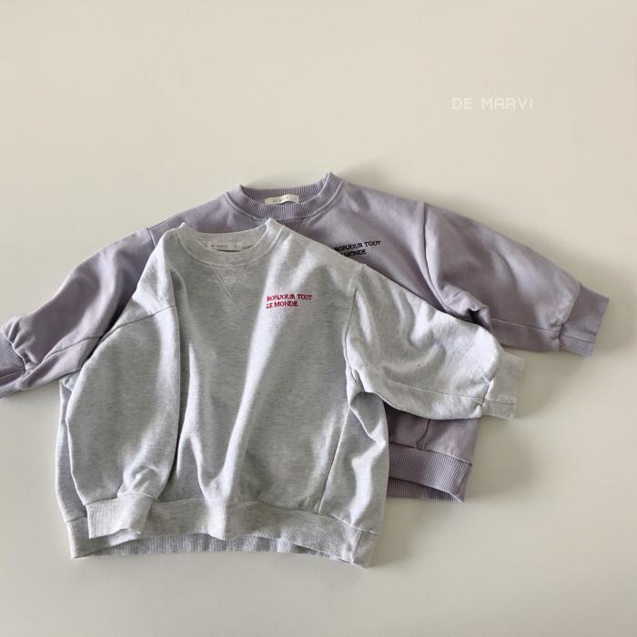 Plain sweatshirts [6]
