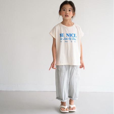 Tricou Be nice [0]