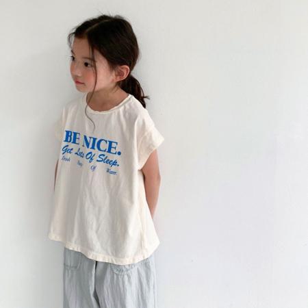 Tricou Be nice [4]