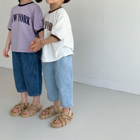 Pantaloni Cotton Jeans Edition [0]