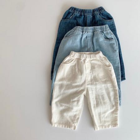 Pantaloni Cotton Jeans Edition [2]