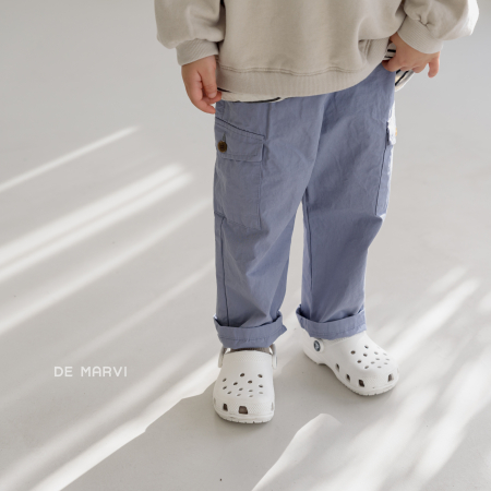 Pantaloni Pocket [4]