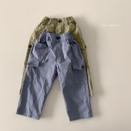 Pantaloni Pocket [3]