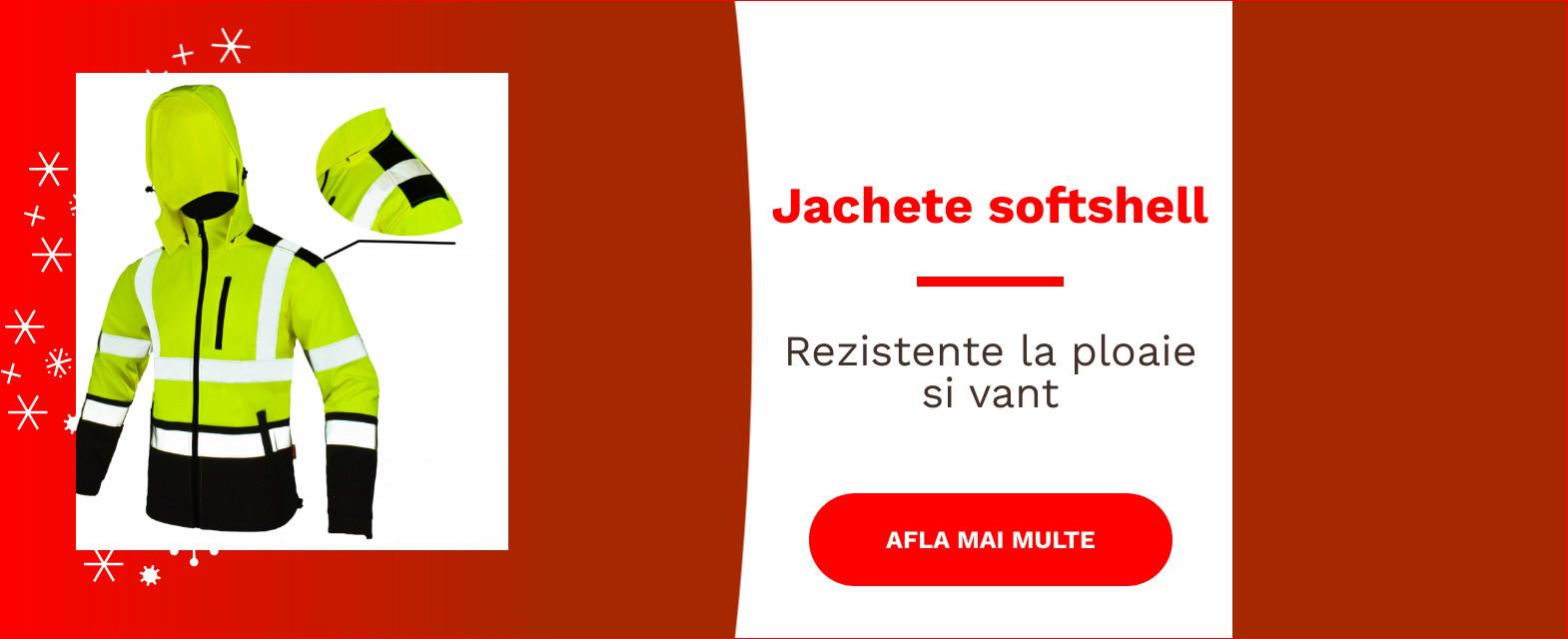 Jachete softshell