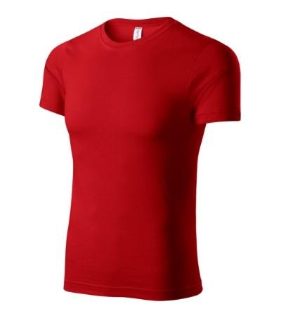 Tricou unisex Parade culoare rosie [0]