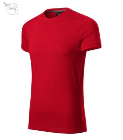Tricou pentru barbati Action, culoare rosie [0]