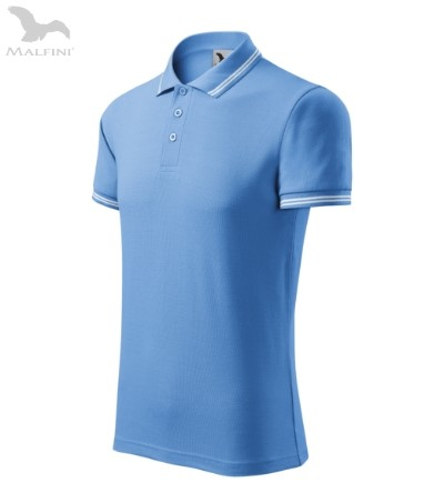 Tricou polo pentru barbati Urban, albastru [0]