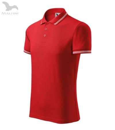 Tricou polo pentru barbati Urban, rosu [0]