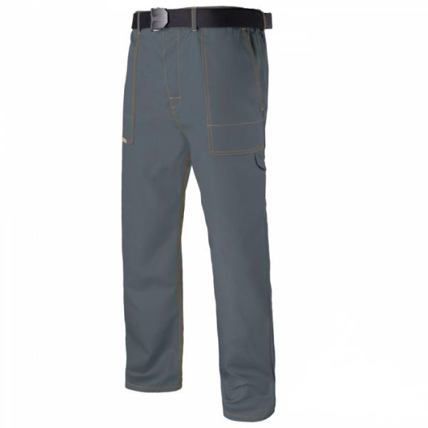 Pantaloni de lucru Artmas Grey, tesatura rezistenta 0