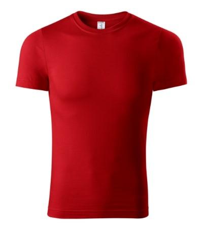 Tricou unisex Parade culoare rosie [1]