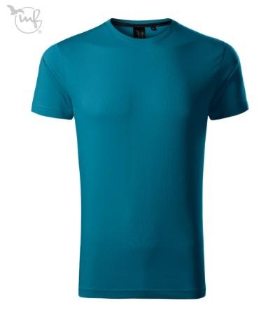 Tricou pentru barbati Action Exlusive, culoare albastru petrol [1]