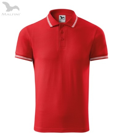 Tricou polo pentru barbati Urban, rosu [1]