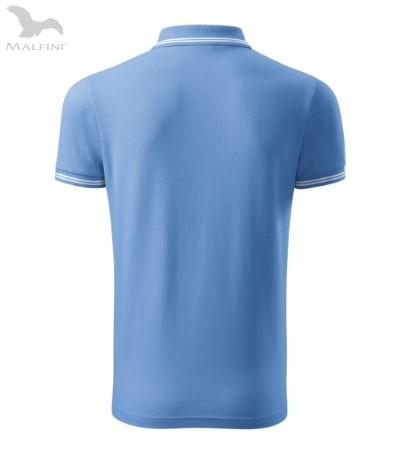 Tricou polo pentru barbati Urban, albastru [2]