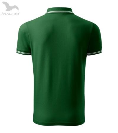 Tricou polo pentru barbati Urban, verde [2]