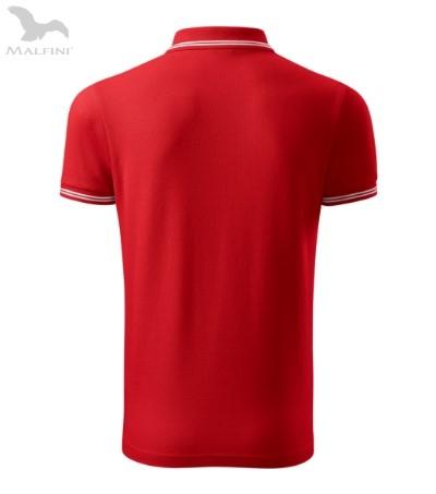 Tricou polo pentru barbati Urban, rosu [2]