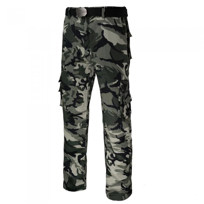 pantaloni protectie camuflaj 0