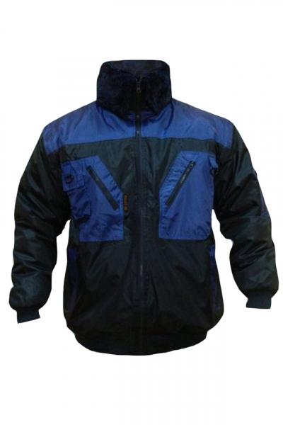 Jacheta de iarna Pillot-Bi, captuseala groasa 0