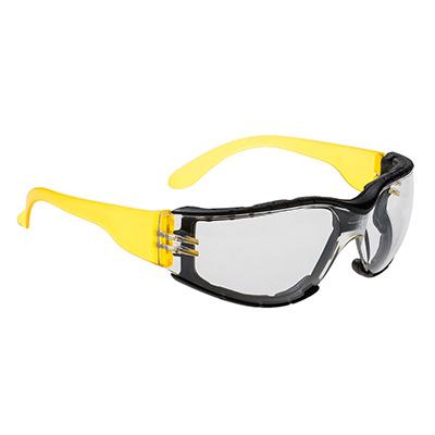 Ochelari de protectie, Wrap around PS32, lentile anti-zgariere si anti-aburire, brate flexibile 0