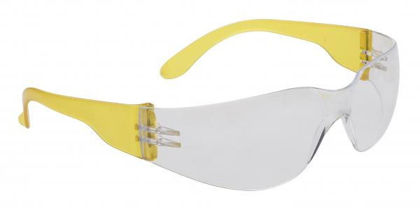 Ochelari de protectie, Wrap around PS32, lentile anti-zgariere si anti-aburire, brate flexibile 1
