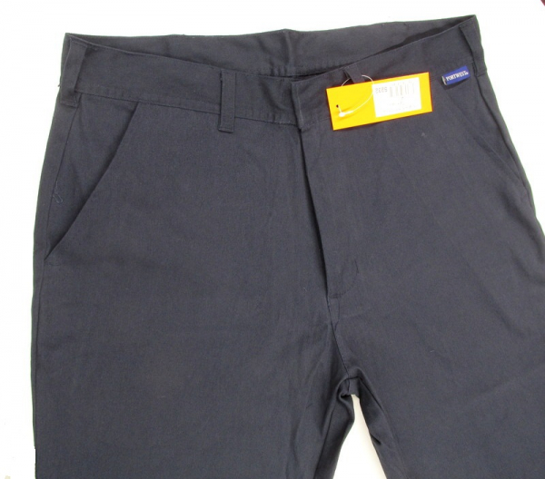 Pantaloni barbati, office-casual, Chino Slim, nuanta navy [3]