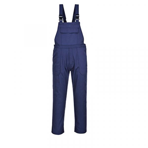 Pantaloni cu pieptar, Biz 4, protectie ignifuga 0