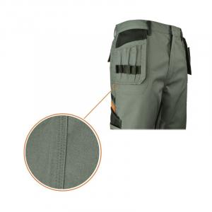 Pantaloni de protectie gri [1]