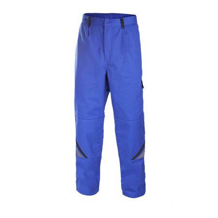 Pantaloni de protectie albastri 1