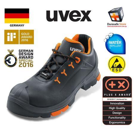 Pantofi de protecție Uvex 6502 clasa S3, protectie electrostatica 2
