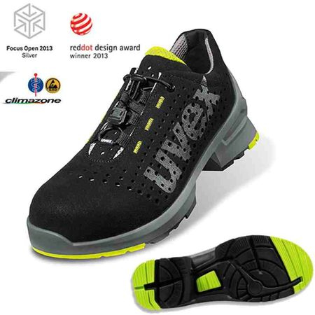 Pantofi de protectie Uvex, 8532, clasa protectie S1 2